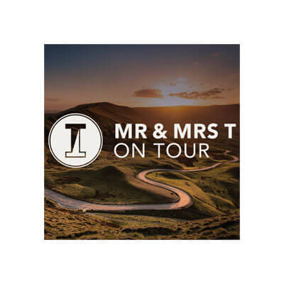 Mr & Mrs T on Tour