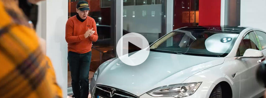 ecoGP safety car rebirth video